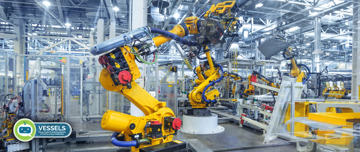 Digital Transformation for Manufacturing Industry