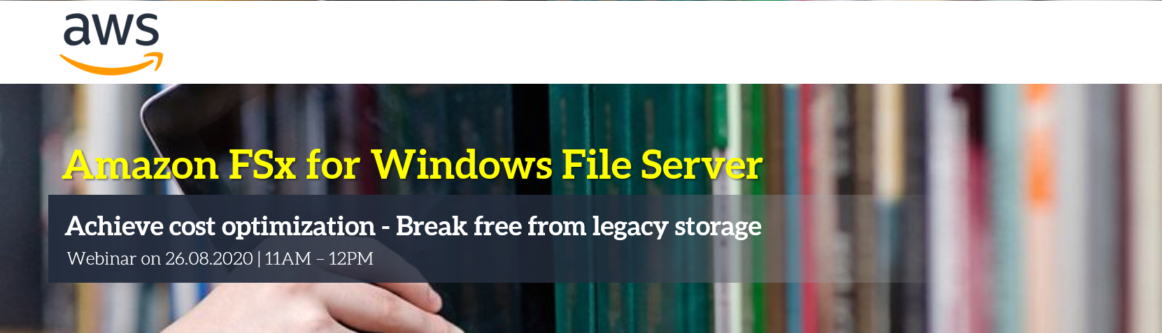 Get in-depth Visibility Around the Amazon FSx, Velocis File Storage Solutions