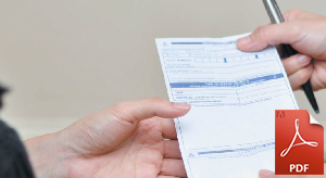 Augment Easy Cheque Processing