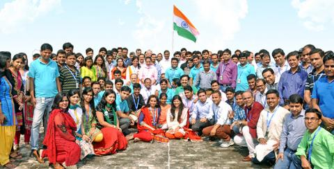 Independence Day Celebration at Noida Office