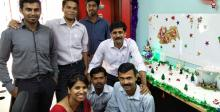 Christmas Celebration at Bangalore Office